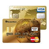 Золотая кредитная карта от ПриватБанка