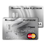 Платинум карта от ПриватБанка